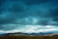 Braeriach and Cairn Toul from Mullach Clach a' Bhlair Cairngorm National Park