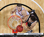 South Dakota vs Omaha Summit League Basketball
