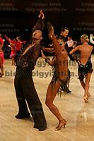 0801240857c UK Open dance competition. International Centre,  Bournemouth, United Kingdom. Thursday, 24. January 2008. ATTILA VOLGYI