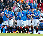 Lee McCulloch takes the plaudits after his screamer