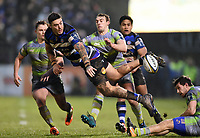 Bath v Newcastle Falcons : 27.01.18