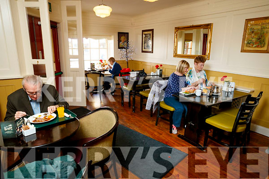 The Downstairs Restaurant at the Brogue Inn, Tralee.