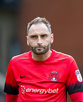 Nicky Hunt of Leyton Orient during the Sky Bet League 2 match between Leyton Orient and Wycombe Wanderers at the Matchroom Stadium, London, England on 1 April 2017. Photo by Andy Rowland.