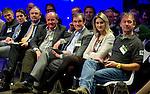 UTRECHT -  , A tribe called Golf, de kracht van de connectie. Nationaal Golf Congres van de NVG 2014 , Nederlandse Vereniging Golfbranche. COPYRIGHT KOEN SUYK