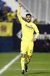 Villarreal CF's Roberto Soriano during La Liga match. December 3,2016. (ALTERPHOTOS/Acero)