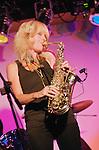 Jazz saxophone player Mindi Abair