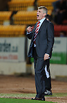 St Johnstone v Brechin....22.03.11  Scottish Cup Quarter Final replay.Jim Weir.Picture by Graeme Hart..Copyright Perthshire Picture Agency.Tel: 01738 623350  Mobile: 07990 594431