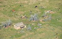 Ghost ranch ruins, southeastern Colorado.  Sept 2013. 84022
