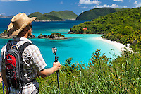 Hiking St. John, U.S. Virgin Islands