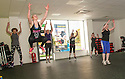 Falkirk Community Trust Stenhousemuir Gym Open Day 2015