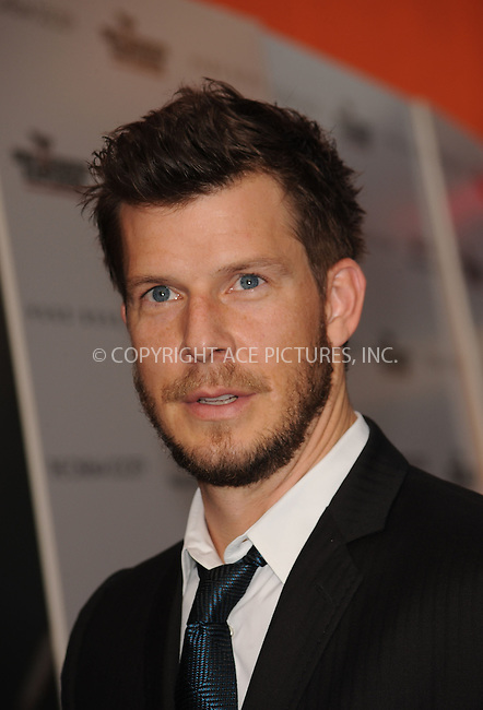 WWW.ACEPIXS.COM . . . . . ....August 17 2009, New York City....Actor Eric Mabius arriving at The Cinema Society & Hugo Boss screening of 'Inglourious Basterds' at the SVA Theater on August 17, 2009 in New York City.....Please byline: KRISTIN CALLAHAN - ACEPIXS.COM.. . . . . . ..Ace Pictures, Inc:  ..tel: (212) 243 8787 or (646) 769 0430..e-mail: info@acepixs.com..web: http://www.acepixs.com