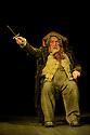 "Bath, UK. 25/07/2011. ""Henry IV, Part I"", part of the Peter Hall season at Theatre Royal Bath. Tom Mison as Prince Hal and Desmond Barrit as Sir John Falstaff. Photo credit: Jane Hobson"
