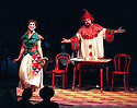 1999 - PAGLIACCI - Canio and Nedda during the 'commedia' part of Opera Pacifics performance of Pagliacci.