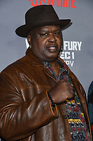01 December 2018 - Los Angeles, California - Buster Douglas. Heavyweight Championship Of The World 'Wilder vs. Fury' held at The Staples Center. <br /> CAP/ADM/BT<br /> &copy;BT/ADM/Capital Pictures