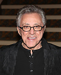 Frankie Valli  attends the reception for Frankie Valli and the Four Seasons  50th Anniversary Celebration & Broadway debut in 'The One. The Only. The Original.' at the Broadway Theatre on 10/19/2012 in New York City.