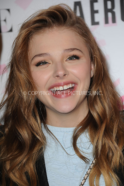 WWW.ACEPIXS.COM . . . . . .February 7, 2013...New York City....Teen Vogue celebrates Chloe Grace Moretz's sweet 16 & the magazine's 10th Anniversary with birthday bash at Aéropostale in Times Square on February 7, 2013 in New York City ....Please byline: KRISTIN CALLAHAN - ACEPIXS.COM.. . . . . . ..Ace Pictures, Inc: ..tel: (212) 243 8787 or (646) 769 0430..e-mail: info@acepixs.com..web: http://www.acepixs.com .