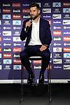 Atletico de Madrid's new player Felipe Monteiro during his official presentation. July 4, 2019. (ALTERPHOTOS/Acero)