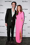 Stretch Armstrong and Kate Krone arrive at the annual Whitney Art Party hosted by the Whitney Contemporaries, and sponsored by Max Mara, at Skylight at Moynihan Station on May 1, 2013.