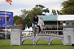 Stamford, Lincolnshire, United Kingdom, 8th September 2019, Oliver Townend (GB) & Ballaghmor Class during the Show Jumping Phase on Day 4 of the 2019 Land Rover Burghley Horse Trials, Credit: Jonathan Clarke/JPC Images