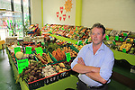 william boshell crazyfruit<br /> South Gate business.<br /> Picture:  Fran Caffrey / www.newsfile.ie