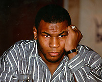 Mike Tyson 1993<br /> Photo to By John Barrett/PHOTOlink/MediaPunch