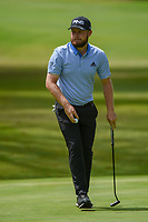 Tyrrell Hatton (ENG) after sinking his putt on 11 during round 2 of the World Golf Championships, Mexico, Club De Golf Chapultepec, Mexico City, Mexico. 2/22/2019.<br /> Picture: Golffile | Ken Murray<br /> <br /> <br /> All photo usage must carry mandatory copyright credit (&copy; Golffile | Ken Murray)