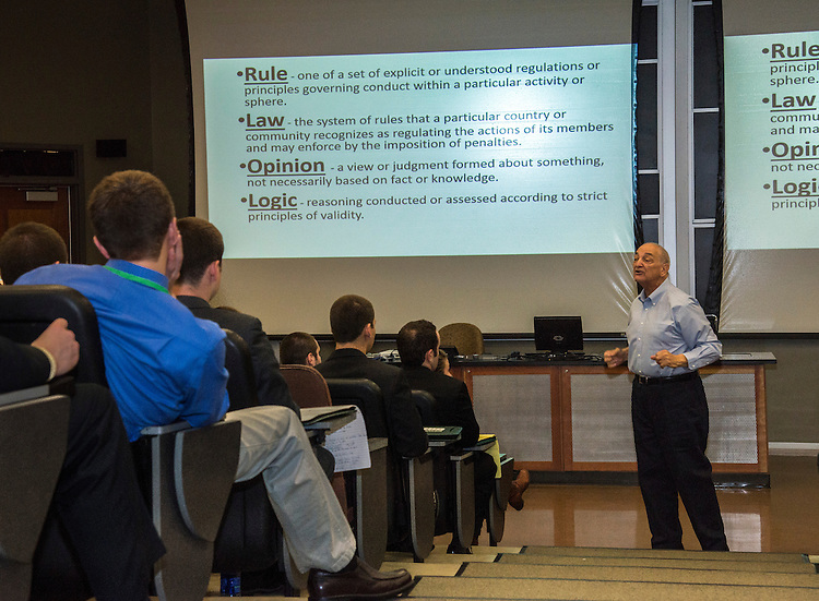 "Keynote Speaker, John Paul ""Sonny"" Vaccaro speaks at the Darren Butler Ohio University Sports Business Forum on October 18th, 2013 at Margaret M. Walter Hall. Photos by Royle Mast."