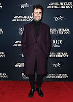 """04 February 2019 - Hollywood, California - Ron Livingston. """"The Man Who Killed Hitler and Then the Bigfoot"""" Los Angeles Premiere held at Arclight Hollywood. Photo Credit: Birdie Thompson/AdMedia"""