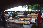 ATBK68 Southwark second hand book market London England