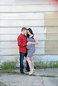 Trina and David Maternity Session