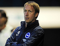 Football - 2019 -2020 Crawley Town v Brighton and Hove Albion<br /> <br /> Graham Potter - New Brighton Manager<br /> <br /> COLORSPORT/ANDREW COWIE<br /> <br /> <br /> <br /> <br /> Foto Imago/Insidefoto <br /> ITALY ONLY<br /> Foto Imago/Insidefoto <br /> ITALY ONLY