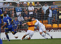 Motherwell v Leeds United 160711