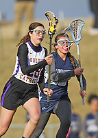 Girls Varsity Lacrosse vs. Bloomington 3-30-15