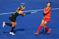 Olvia Merry. Pro League Hockey, Vantage Blacksticks Women v China. Nga Puna Wai Hockey Stadium, Christchurch, New Zealand. Sunday 17th February 2019. Photo: Simon Watts/Hockey NZ