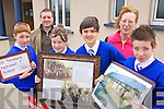 MEMORIES: Launching an appeal for old photographs and items of interest on the history of Kilflynn national school this week, front l-r: Jeaic McKenna, Edith White, Darragh Clark, Barry Mahony. Back l-r: John O'Flaherty, Mary Carroll (Principal).