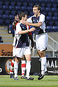 Falkirk v Royal Antwerp 1st Aug 2009