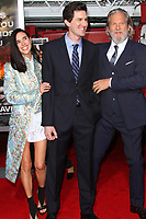 08 October 2017 - Los Angeles, California - Jennifer Connelly, Director Joseph Kosinski and Jeff Bridges. &ldquo;Only The Brave&rdquo; Premiere held at the Regency Village Theatre in Los Angeles. <br /> CAP/ADM<br /> &copy;ADM/Capital Pictures