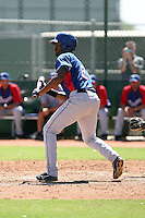 Jordan Akins - Texas Rangers - 2010 Instructional League.Photo by:  Bill Mitchell/Four Seam Images..