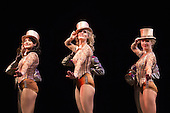 "8 February 2013, London, England, UK. The Musical ""A CHORUS LINE"" opens at the London Palladium, starring John Partridge and Scarlett Strallen. Photo: Bettina Strenske"