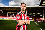 Stefan Scougall of Sheffield Utd