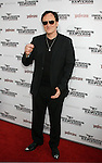"HOLLYWOOD, CA. - August 10: Quentin Tarantino arrives at the Los Angeles premiere of ""Inglorious Basterds"" at the Grauman's Chinese Theatre on August 10, 2009 in Hollywood, California."
