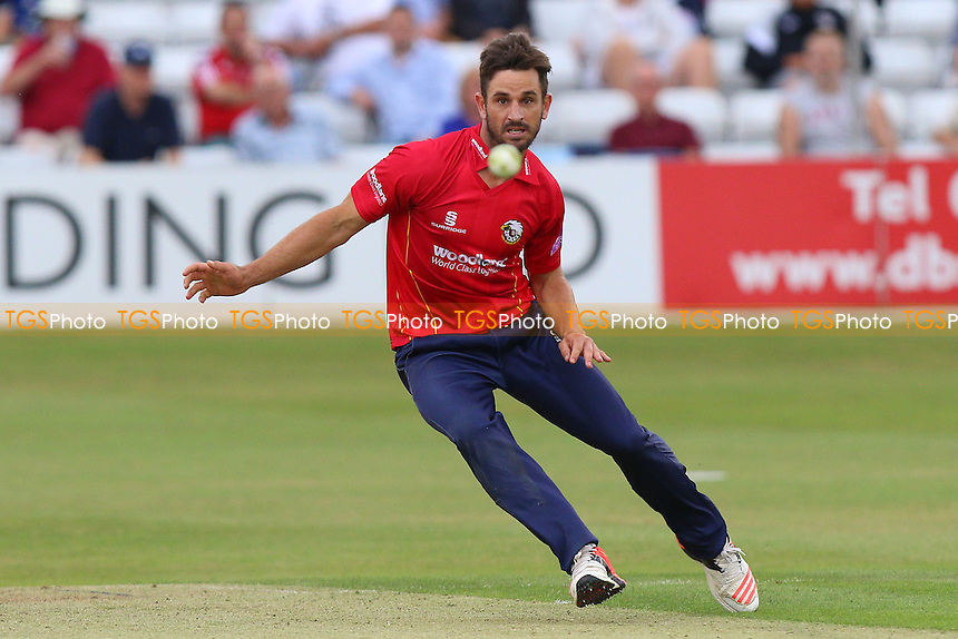 Ryan ten Doeschate of Essex during Essex Eagles vs Glamorgan, Royal London One-Day Cup Cricket at the Essex County Ground on 26th July 2016