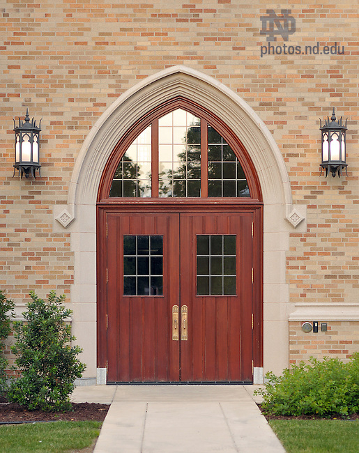 June 13, 2011; Eck Law Door..Photo by Matt Cashore/University of Notre Dame