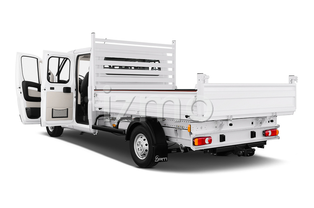 Car images of 2019 Peugeot Boxer PRO-SR 4 Door Chassis Cab Doors