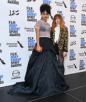 21 November 2019 - Los Angeles, California - Zazie Beets, Natasha Lyonne. 2019 Film Independent Spirit Awards Nominations held at The Line LA. Photo Credit: Birdie Thompson/AdMedia