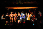 The Champagne Riot at The Cutting Room July 2013