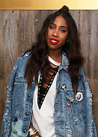 NEW YORK, NY - AUGUST 16, 2016 Sevyn Streeter attends the Radio One: The Blitz Music Showcase at Stage 48 August 16, 2016 in New York City. Photo Credit: Walik Goshorn / Mediapunch