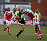 050316 Fleetwood Town v Sheffield Utd