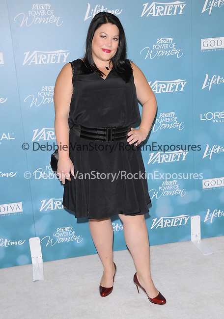 Brooke Elliott at Variety's 2nd Annual Power of Women Luncheon held at The Beverly Hills Hotel in Beverly Hills, California on September 30,2010                                                                               © 2010 Hollywood Press Agency