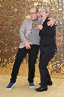 Ade Edmondson and Ben Elton<br /> arrives for the World Premiere of &quot;Absolutely Fabulous: The Movie&quot; at the Odeon Leicester Square, London.<br /> <br /> <br /> &copy;Ash Knotek  D3137  29/06/2016